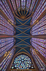 Sainte Chapelle (brenac photography) Tags: paris france church nikon ledefrance fr hdr saintechapelle 14mm samyang saintchapel d810 nikond810 brenac oloneo brenacphotography