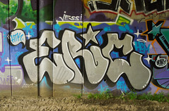 (gordon gekkoh) Tags: sanfrancisco graffiti eric hcm htk