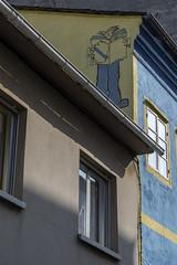 El lector (CeliaQuintillan) Tags: urban streetart graffiti urbanart lugo graffitiart ribadeo