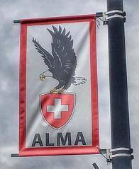 Alma WI (3) (kevystew) Tags: sign wisconsin alma buffalocounty