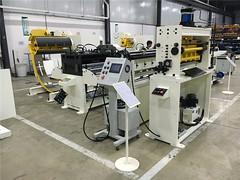 Cut to length line01 (Simona Pong) Tags: steel coils pressmachine