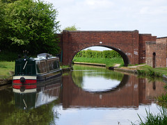 Tranquility (Lexie's Mum) Tags: water rural walking countryside canal afternoon walk caldecote weddington coventrycanal
