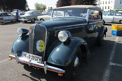 Opel Super 6 Cabriolet (1937) (Mc Steff) Tags: 6 convertible super cabrio opel 1937 cabriolet altopeltreffen2015
