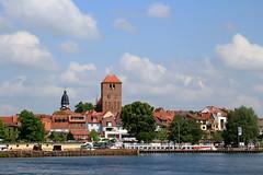 Waren (Mritz) (lorenzhome) Tags: waren mecklenburgvorpommern mecklenburgerseenplatte mritz cityview