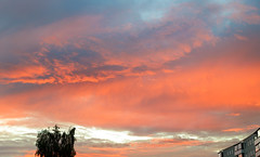 Red sky at night, sailors... (perjak03) Tags: red spectacular scenery cirrus altocumulus