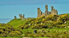 Dunstanburgh Castle, Northumberland (Lemmo2009) Tags: bamburghcastle northumberland