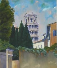 Vicolo presso la Torre (Renoil L.) Tags: pisa torrependente