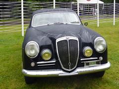 1952 Lancia Aurelia B20 Series 2 Pinin Farina Berlinetta (jane_sanders) Tags: goodwoodfestivalofspeed goodwood festivalofspeed gfos fos movingmotorshow mms westsussex sussex cartierstyleetluxe lanciaaureliab20series2pininfarinaberlinetta lancia aurelia b20 series2 pininfarina berlinetta