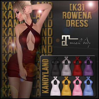 [K3] Rowena Dress