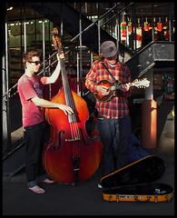 barefoot musician (D G H) Tags: seattle street people musician music downtown streetphotography mandolin sidewalk cello barefoot streetperformer pikeplacemarket busker pikeplacepublicmarket daveheston