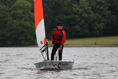 (JamesOakley123) Tags: blue orange water sport sailing pro rs tera