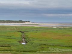 De Slufter (Lukas Litz Obb) Tags: sea holland netherlands landscape island meer cloudy urlaub dune wolken olympus insel landschaft ferien texel düne 43 niederlande slufter umwelt wolkig texelse μft