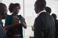 Mandela Washington Fellows 2016 (Tippie College of Business, University of Iowa) Tags: one washington midwest diversity event networking mandela tippie tcob jpec