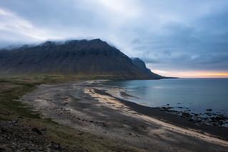 Near Bildudalur in the Westfjords of Iceland