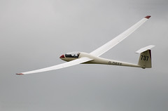 737 home first.... (Air Frame Photography) Tags: uk england flying aircraft airplanes competition gliding glider gliders ls oxfordshire dg shenington bga regionals avgeek realflying