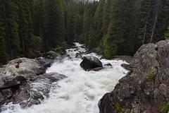 Cascade Falls 2 (Joey Angstman) Tags: nature naturephotography nikon nikonphotography colorado waterfall summer grandlake