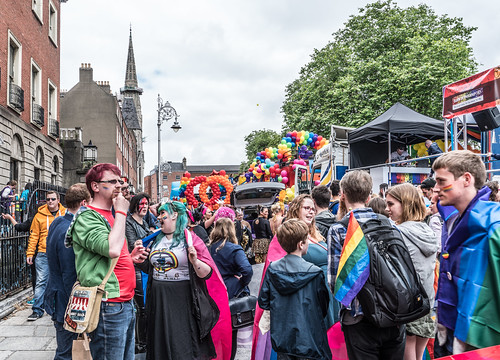 PRIDE PARADE AND FESTIVAL [DUBLIN 2016]-117977