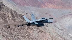 168890  'NJ-157'  F/A-18F  USN  VFA-122  'Flying Eagles' (Churchward1956) Tags: california ca usa aviation f18 usn lowlevel superhornet fa18f flyingeagles naslemoore nj157 168890