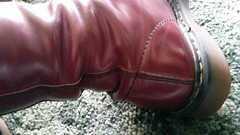 20160523_092745 (rugby#9) Tags: original feet yellow cherry boot shoe hole boots lace dr air 14 7 indoor icon wear size footwear stitching comfort sole doc 1914 cushion soles dm docs eyelets drmartens bouncing airwair docmartens martens dms cushioned wair doctormarten 14hole yellowstitching