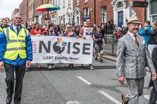 PRIDE PARADE AND FESTIVAL [DUBLIN 2016]-118049