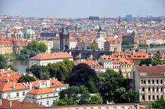View from Prague Castle (black_betty2) Tags: praha praskhrad tschesche
