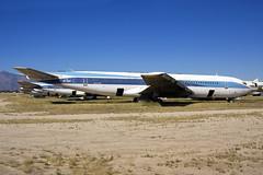 TF-AYF at AMARG (atg3v) Tags: arizona usa tucson boeing 707 boneyard airliner dma elal davismonthan amarc c135 amarg tfayf 4xatt