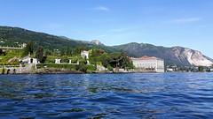 isole borromee (8) (giangian239) Tags: lago acqua blu giardino maggiore albero verde prato statua monumento isola isole borromee madre bella superiore panorama paesaggio lungolago