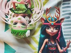New Boos! (CaptainGirl) Tags: monster high dolls mattel monsterhigh