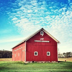 Stewards of Creation (davelawrence8) Tags: barn rural square michigan squareformat iphone iphoneography picfx instagramapp uploaded:by=instagram