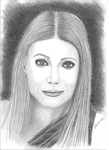 Gwyneth Paltrow portrait