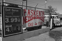 Paskenta gas stop (zombikombi1959) Tags: california bus northerncalifornia vw store rally roadtrip sst 2013 paskenta gasstop shastasnowtrip