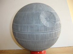 Death Star I - Star Wars - Ertl (Pocket kits) Tags: starwars deathstar ertl
