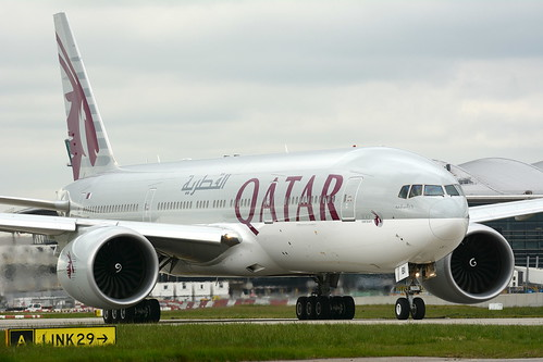 QATAR AIRWAYS BOEING 777/7 A7-BBI