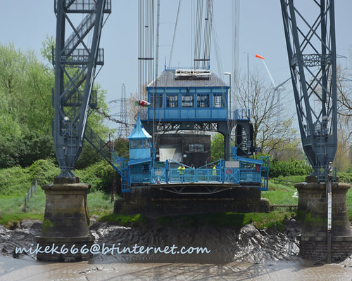 transporter bridge newport 31 may 2013