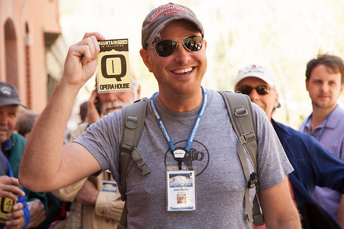 Mountainfilm Festival - Photo Credit Nori Lupfer
