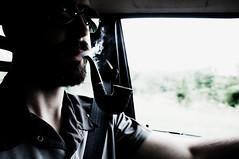 Country Drive (Penzance) Tags: man masculine manly pipe smoking smoker pipesmoker virile