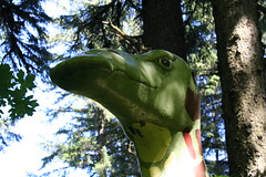 IMG_4911 (Cameron_Talley) Tags: oregon honeymoon hwy101 dinosaurs portorford prehistoricgardens 2013