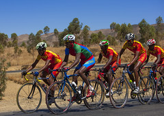 Eritrean National Cycling Team On Massawa- Asmara Road, Asmara, Eritrea (Eric Lafforgue) Tags: africa motion color colour men bike bicycle sport horizontal outdoors photography togetherness day adult fulllength groupofpeople adultsonly asmara eritrea hornofafrica eastafrica realpeople capitalcities eritreo onlymen colorpicture erytrea asmera eritreia colourimage italiancolony  ertra    eritre eritreja eritria colourpicture  rythre africaorientaleitaliana     eritre eritrja  eritreya  erythraa erytreja     italiancolonialempire maekelregion ert6492