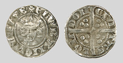 Edward I Penny London, 1272-1307 (Ks Ed) Tags: uk england london metal silver coin hammered norfolk medieval penny detector dug find excavated detecting plantagenet edwardi