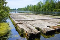 Dockside (Jamie McCaffrey) Tags: old ontario canada water river canal dock nikon kayak country peaceful canoe rapids wharf serene burritos rideau 28300 lockstation d600 burritosrapids