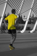 yellow athlete (Astarg6) Tags: