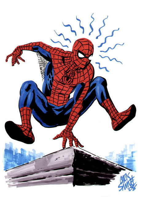 """不用被蜘蛛咬,你也能擁有蜘蛛人的""""蜘蛛感應""""!"""