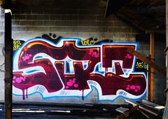 SORI (Runtrains) Tags: graffiti oakland sori runtrains