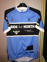 Ride the north cycle jersey (dav.munro) Tags: charity new uk summer bike bicycle cycling scotland clothing good cancer aberdeen cycle gb miles inverness summercycling ridethenorth2013