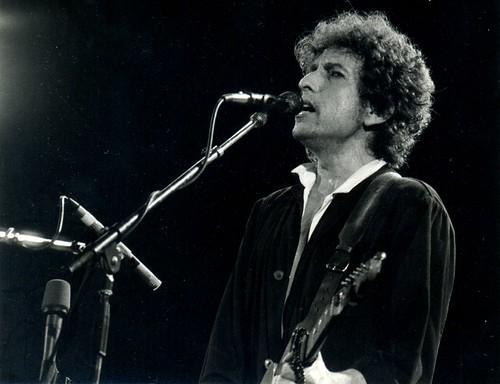 From flickr.com: Bob Dylan {MID-172190}