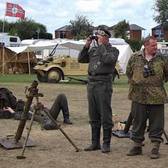 Operation Frying Pan - WWII Reenacting (David Shreeve) Tags: uk england army 1940s german ww2 reenactment cleethorpes humberside nelincs wwiireenacting ww2reenacting