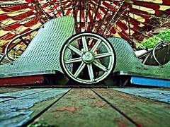 Abandoned park .2 (Arcaenah_) Tags: park italy parco europe creepy greenland lombardia decayed giochi lombardy abbandonato anandoned