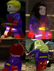 Who are these people??? (AntMan3001) Tags: game video lego superheroes marvel