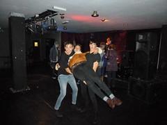 DIRTY GREEN VINYL bar 1.22 (huddsfilm1) Tags: friends green bar punk vinyl dirty indie dgv i122