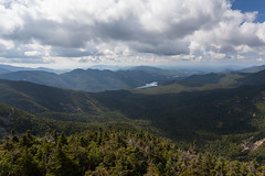 View from Gothics (no3rdw) Tags: new york mountain high scenic upstate adirondacks hike trail peaks adk 46